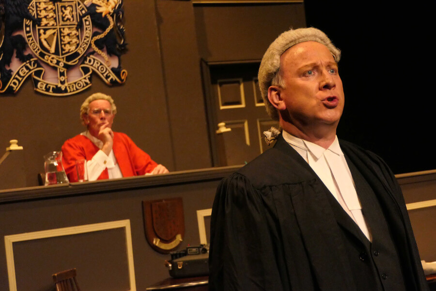 Witness for the Prosecution - September 2019